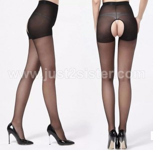 STOCKING PANTYHOSE BLACK