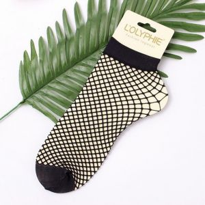 FISNET SOCKS BLACK