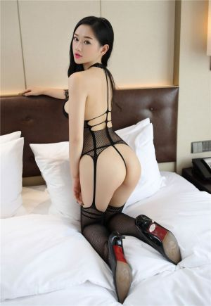 8985 BODYSTOCKING BLACK
