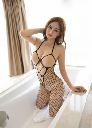 848 BODYSTOCKING BLACK